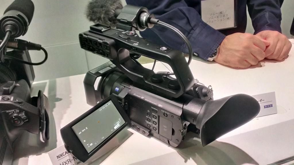 PXW-X70写真