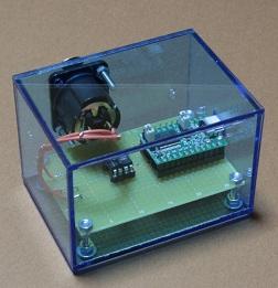 PC DMCコントローラー背面